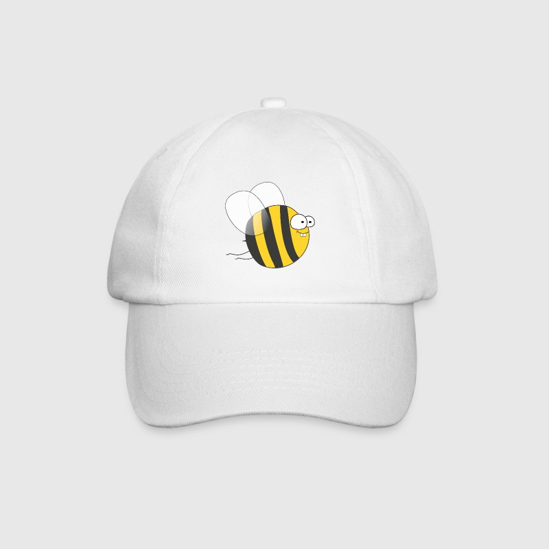 Cool & Crazy Funny Bee / Bumble Bee (Sweet & Cute) - Baseball Cap