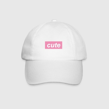 cute hat  - Baseball Cap