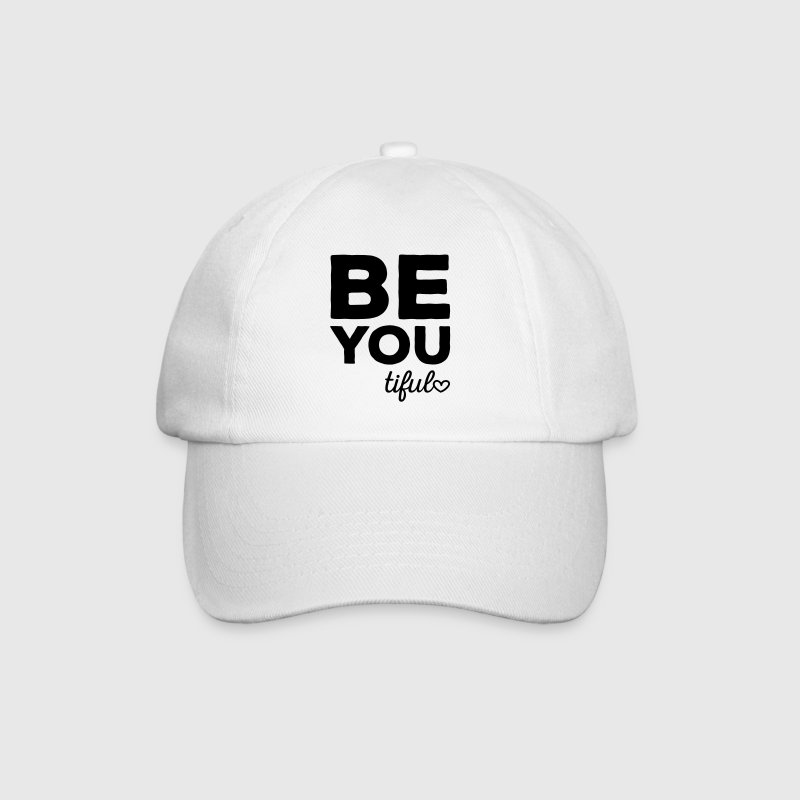 Be-You-Tiful Positive Quote - Baseball Cap