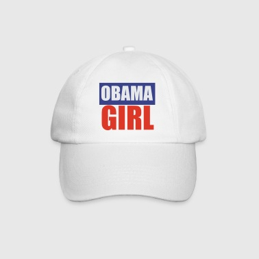 Barack Obama Girl - Gorra béisbol
