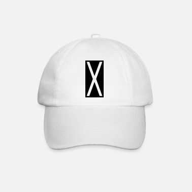 Castor Transport Rectangle X - Baseball Cap