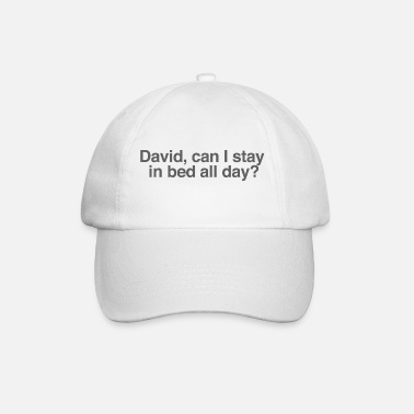 Stay In Bed All Day? - Baseball Cap