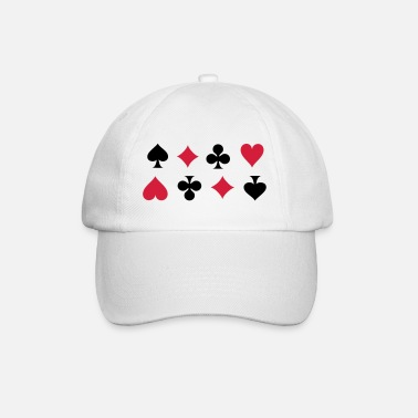 Cards Card Suits - Baseball cap