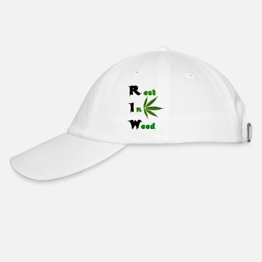 Rest Rest in Weed - Baseball Cap