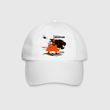 Ekofisk North Sea Oil Rig Platform Aberdeen - Baseball Cap