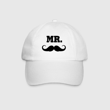 Mr. - Couple Shirt - Baseballkappe