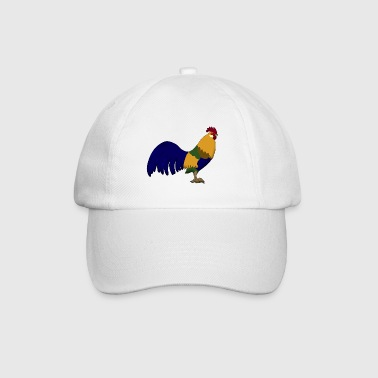 rooster - Baseball Cap