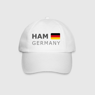 HAM GERMANY GF dark-lettered 400 dpi - Gorra béisbol