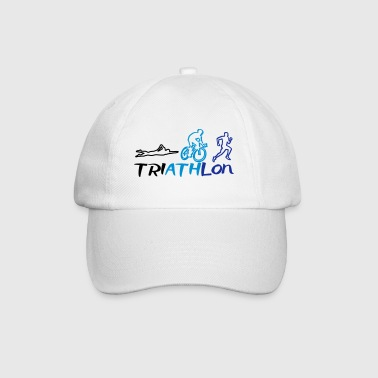 Triathlon Men - Baseballcap
