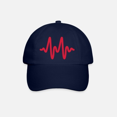 Heart Rate heart rate - Baseball Cap