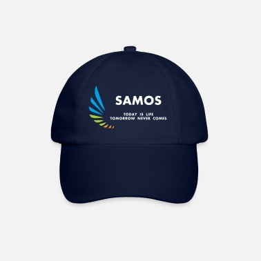 Griechiesch Samos today - Baseball Cap