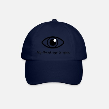 Third The third eye - Baseball Cap