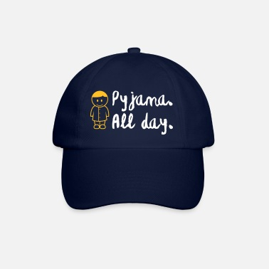 Lazy Underwear Throughout The Day In Your Pajamas! - Baseball Cap