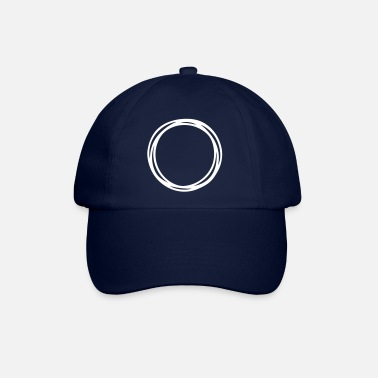 Circle Circles and circles - Baseball Cap