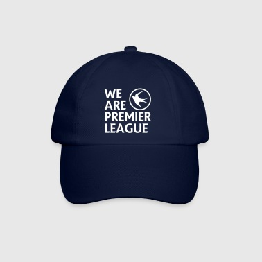 Cardiff City FC - We Are Premier League (White) - Baseball Cap