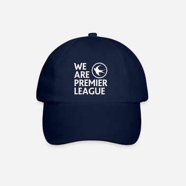 Cardiff Cardiff City FC - We Are Premier League (White) - Baseball Cap