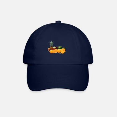 Fruit Fruits fruit fruits design - Baseball Cap
