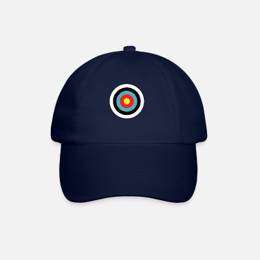 Isolated Isolated Target - Baseball Cap