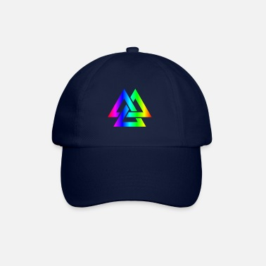 Wotan Wotan colorful - Baseball Cap
