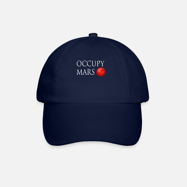 Occupy Occupy maart Space - Baseball cap