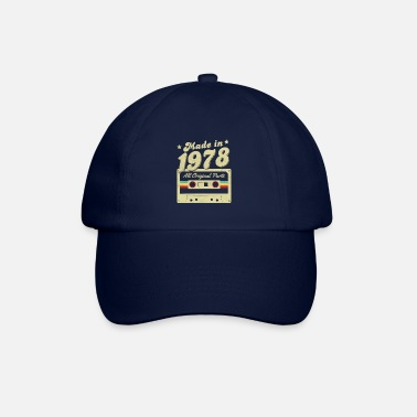 1978 Made in 1978 - Baseball Cap