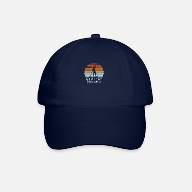 What SUP BEACHES Stand Up Paddling Stehpaddeln - Baseball Cap