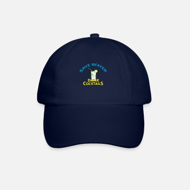 Cocktail Cocktails - Baseball Cap