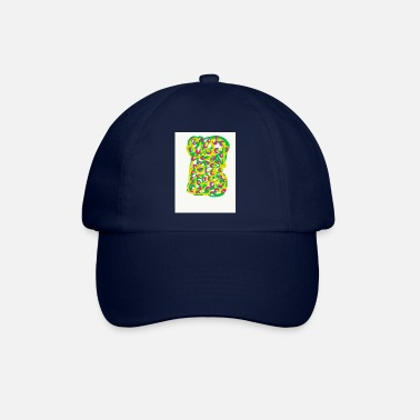 Graphic Art graphic art spring - Baseball Cap