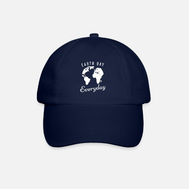Carbon Dioxide Pollution save the planet carbon dioxide - Baseball Cap