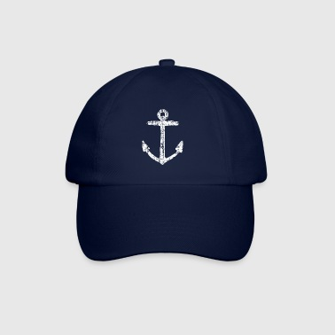 Anchor Sail Sailing Sailor - Baseball Cap