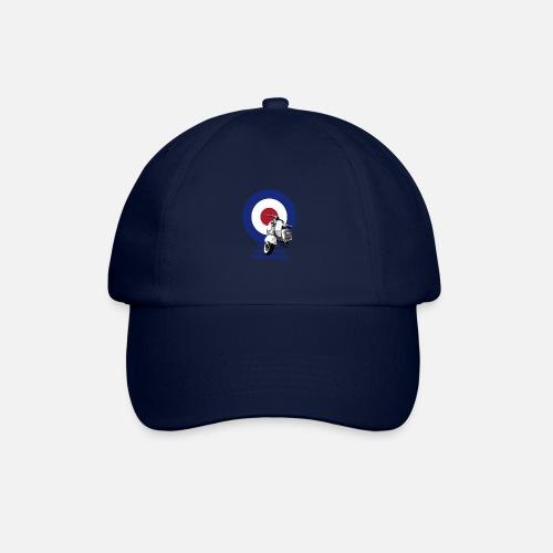 Mod Target Scooter Baseball Cap  5d06dfef4e8c