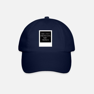 collect moments - Baseball Cap