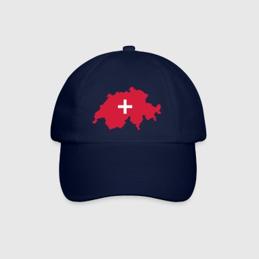 Switzerland - Baseball Cap