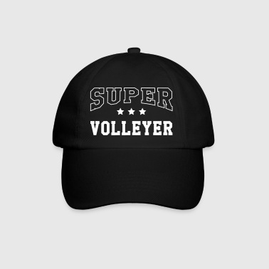 Super Volleyer - Baseballkappe