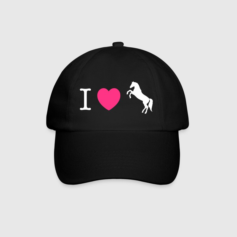 I love Ponies wild horse - this design lets you change all colours - Gorra béisbol