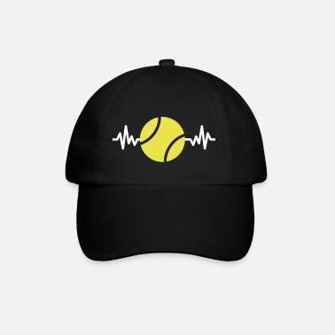 Tennis Is Life tennis is life - Baseball Cap