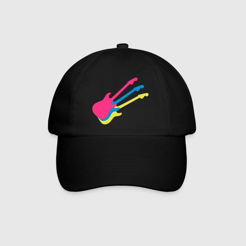 Guitar pet - Baseballcap
