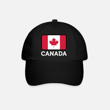 Leaf National Flag Of Canada - Baseball Cap