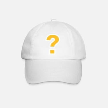 Question Mark Question mark - Baseball Cap
