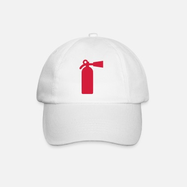 Fire Extinguisher Fire extinguishers - fire - Fire - Baseball Cap