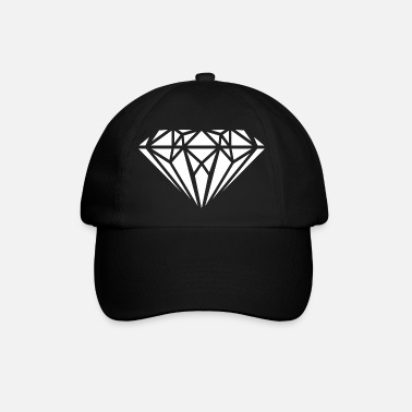 Tessellation Diamond mosaic gift - Baseball Cap