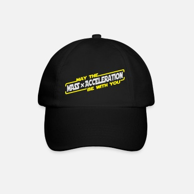 May the Force be with you - Baseball Cap