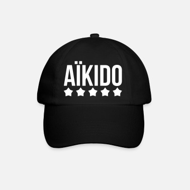 Aikido Aikido / Aikidoka / Aïkido / Art Martial / Fight - Baseball Cap