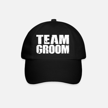 Hen Night Team Bruidegom Vrijgezellenfeest Hen Night Gift - Baseball cap