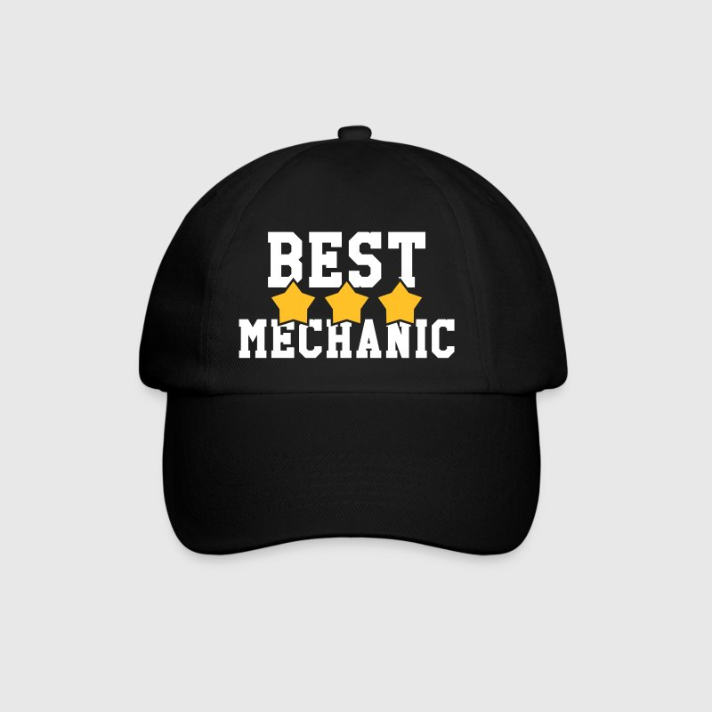 Best Mechanic - Baseball Cap