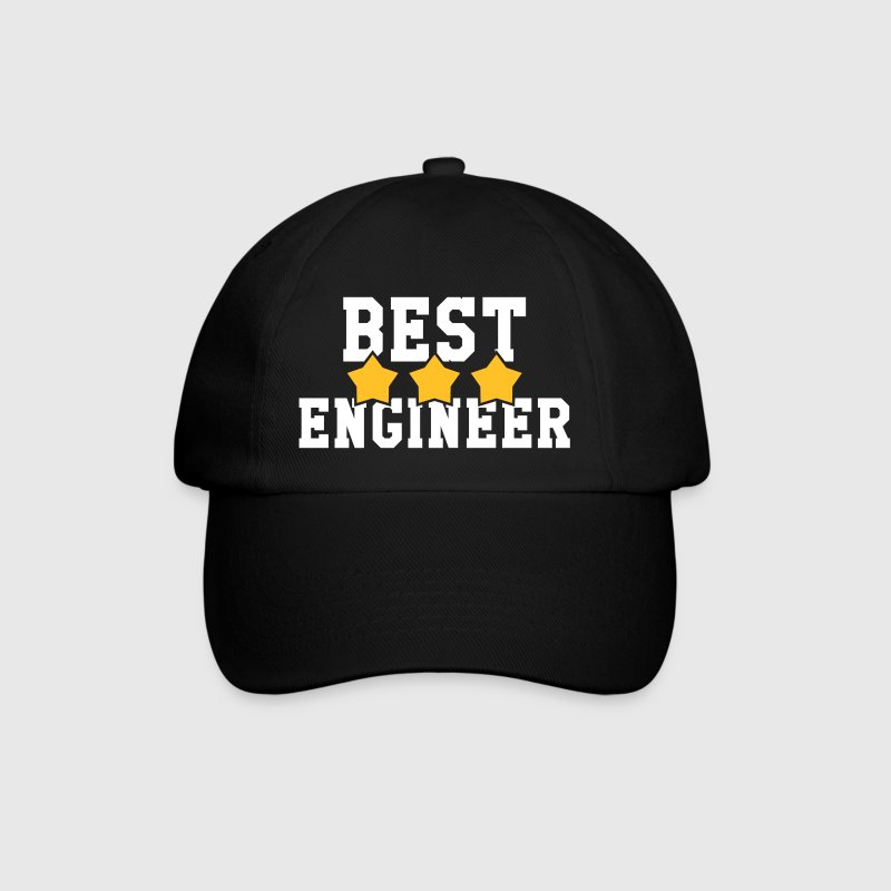 Best Engineer - Baseball Cap