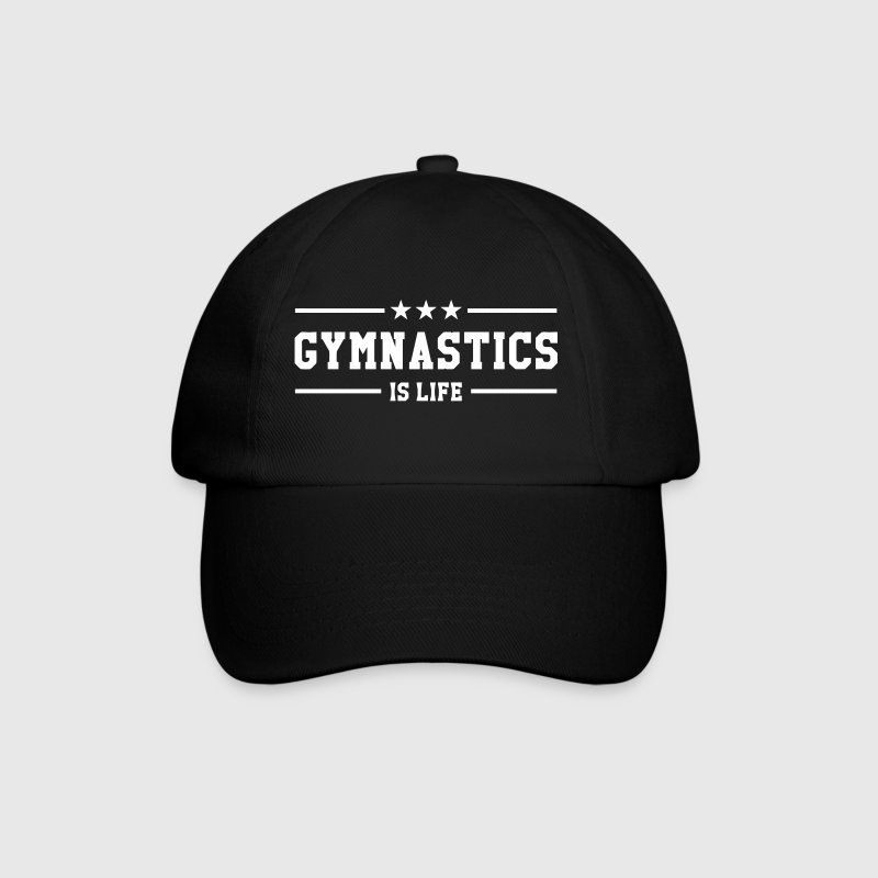 Gymnastics is life - Baseball Cap