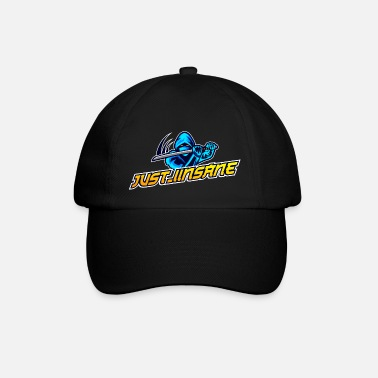Just_iinsane merch - Cappello con visiera