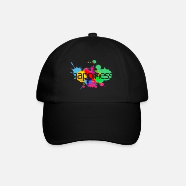 Happiness happiness - Casquette baseball