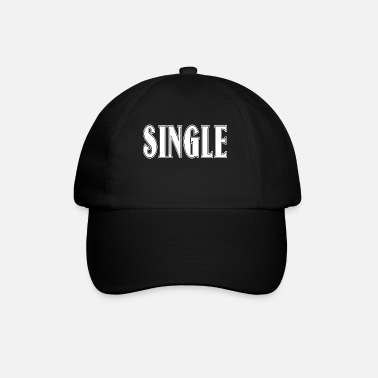 Clubbers single cool funny clubber gift idea - Baseball Cap